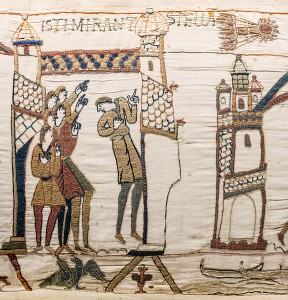 576px-Bayeux_Tapestry_scene32_Halley_comet