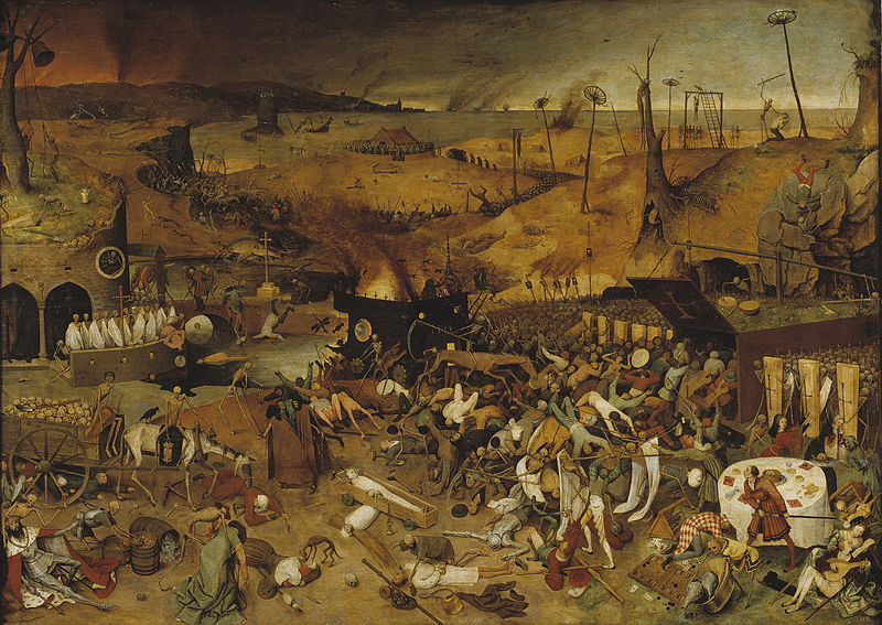 positive effects of the black death