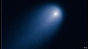 Comet Ison from Hubble, 4:10:13