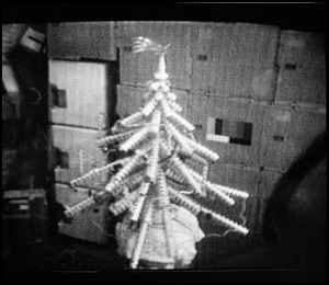 Skylab Christmas Tree